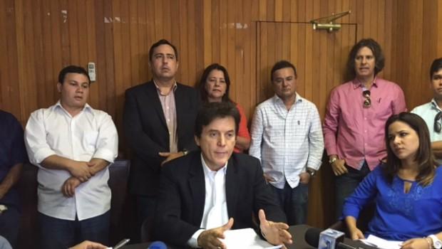 Governador Robinson Faria confirma Gustavo Nogueira e outros 18 ... - Araruna Online