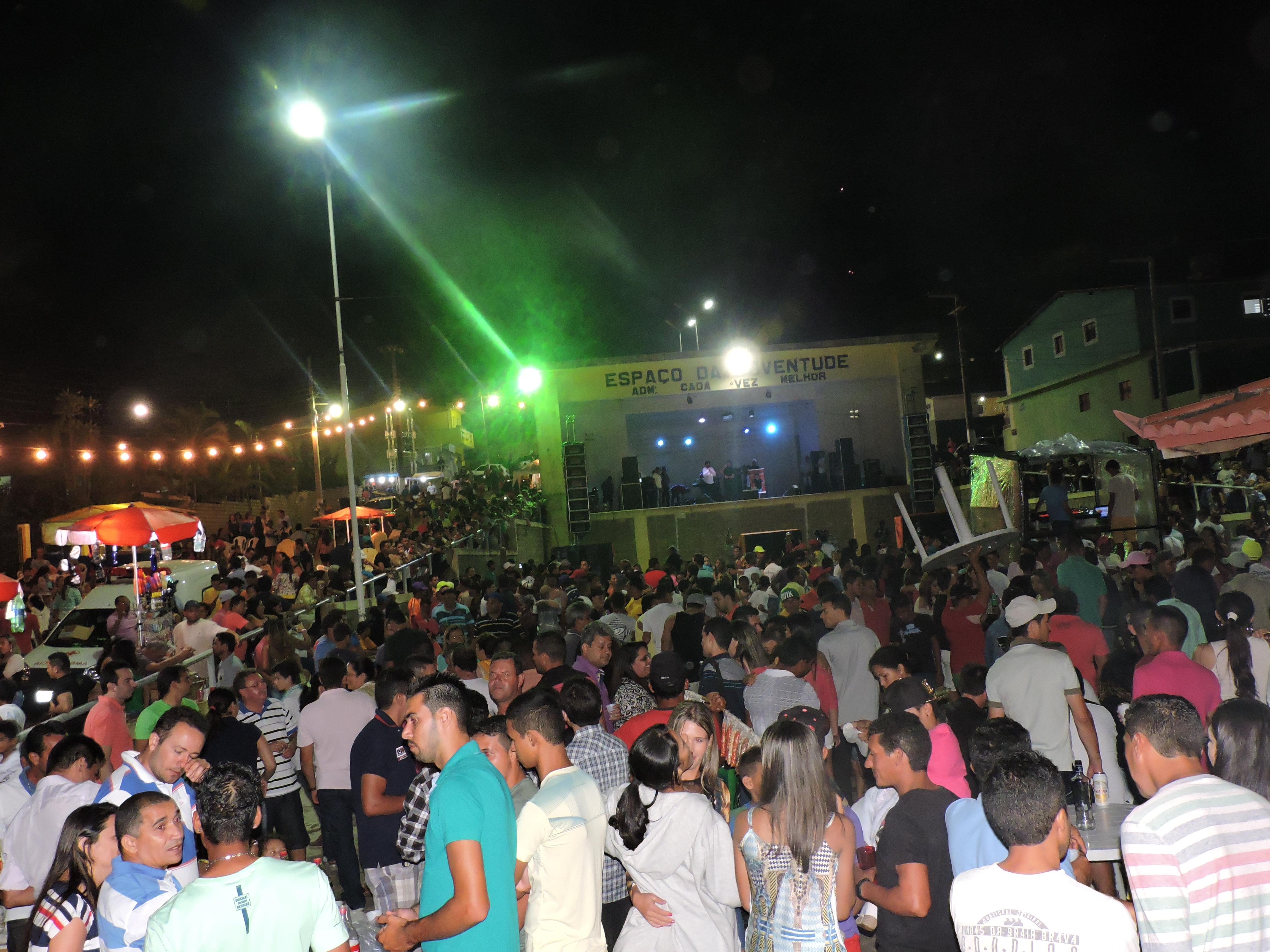 Programação da festa de São Sebastião em Dona Inês sofre ... - Araruna Online