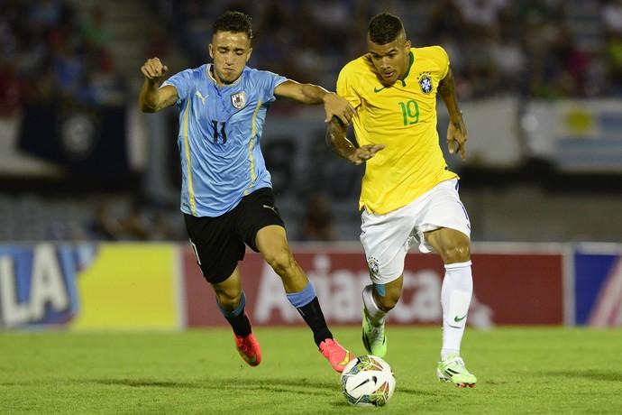 Brasil estreia no hexagonal do Sul-Americano sub-20 com empate - Araruna Online