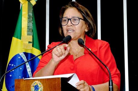 Resultado de imagem para fotos senadora fatima  bezerra