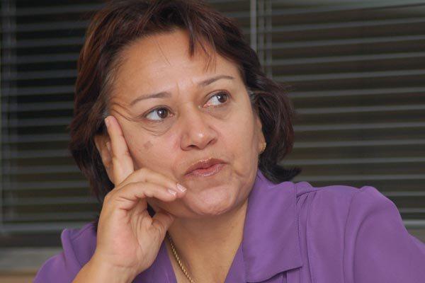 Resultado de imagem para senadora fatima bezerra