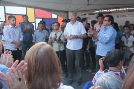 Ricardo Coutinho inaugura escolas beneficiando estudantes de Umbuzeiro e Natuba - Araruna Online
